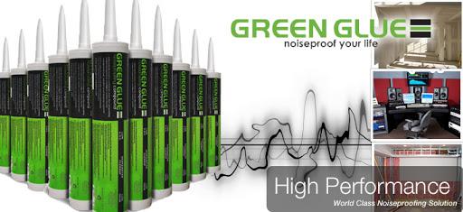 акустический герметик Green Glue