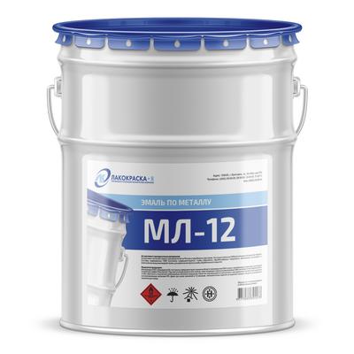 эмаль мл-12