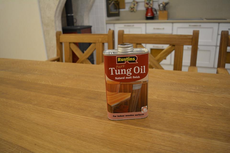 масло тунговое для пропитки дерева