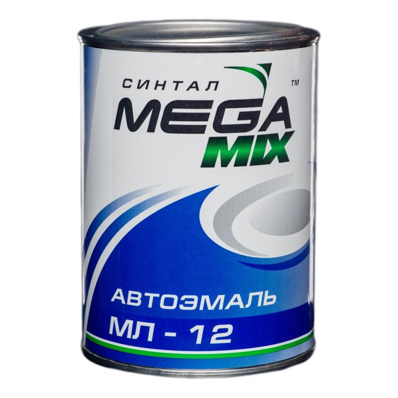 автоэмаль мл-12