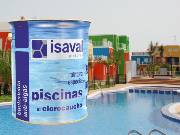 Краска для бассейнов и резервуаров хлоркаучуковая