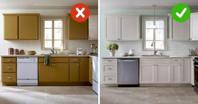 обновление кухонного фасада