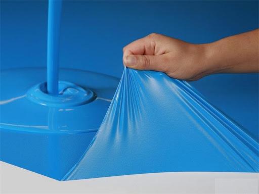 краска резиновая для бассейна