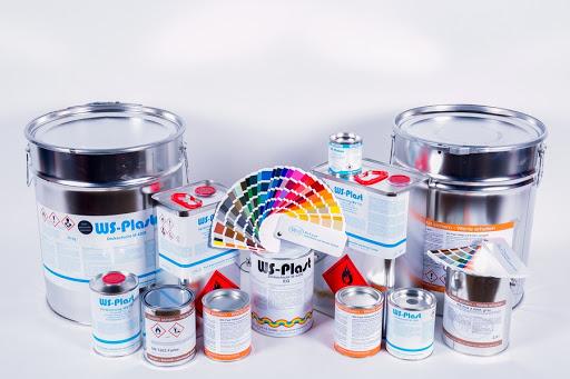 WS Plast краска кузнечная