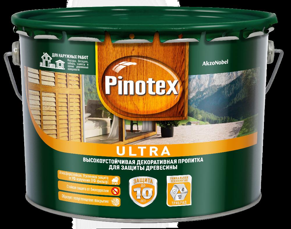 Пропитка для древесины PINOTEX
