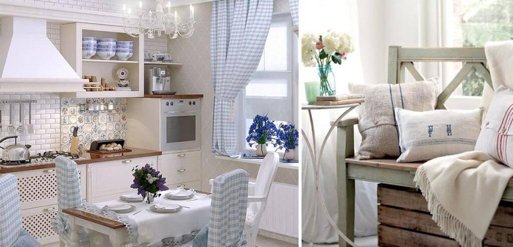 Оформление интерьера с помощью мебели во французском стиле