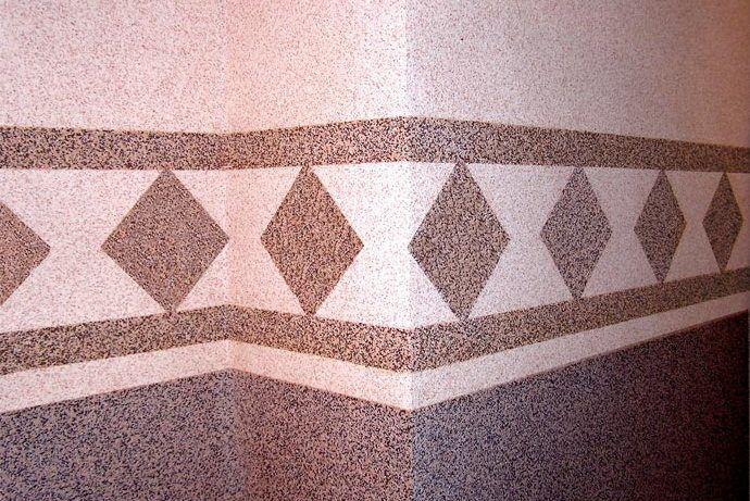 Камешковая декоративная штукатурка