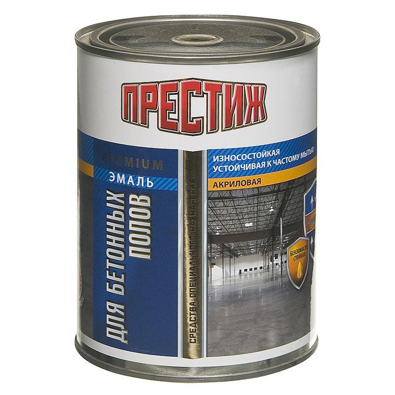 Акриловая краска для бетона