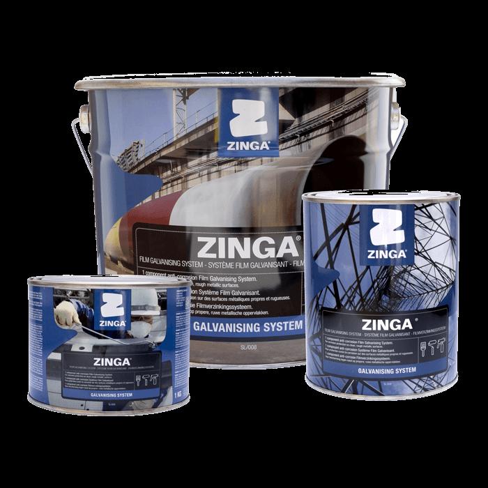 Zinga - антикоррозийная краска