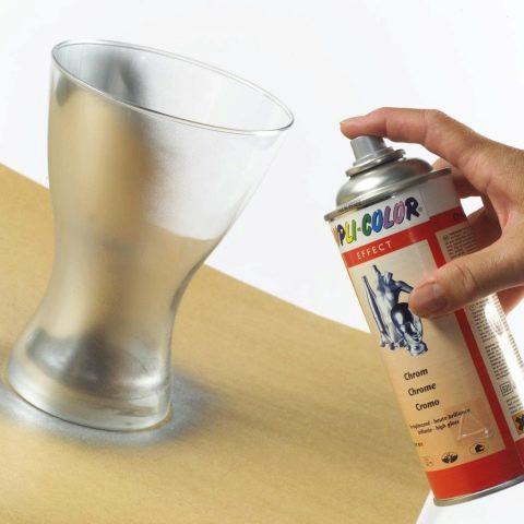 окрашивание пластика аэрозольной краской