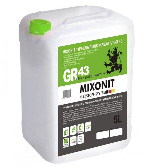 Миксонит ГР 43