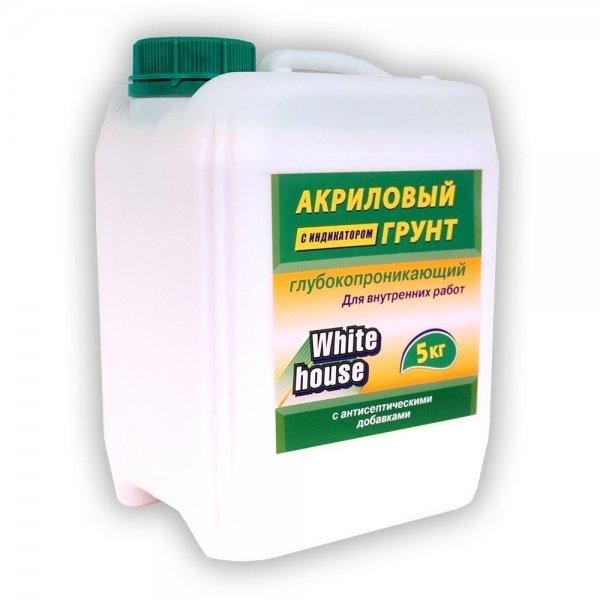poli-r.ru Акриловая грунтовка для внутренних работ