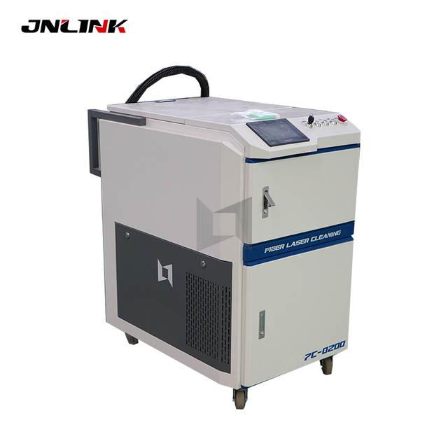 китайский лазер для удаление ржавчины