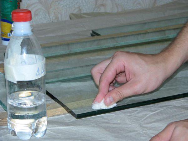 подготовка поверхности к склеиванию