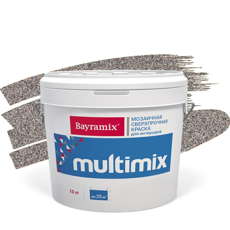 мозаичная краска Multimix