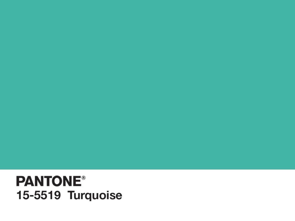 бирюзовый цвет пантон