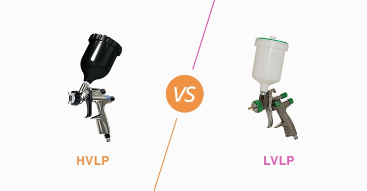HVLP vs. LVLP