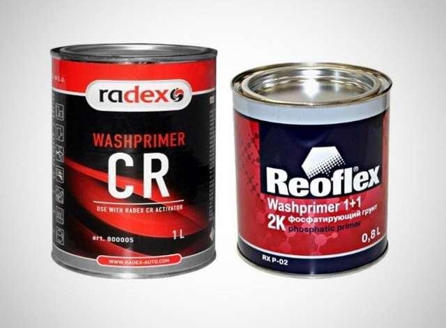 Radex CR 1+1
