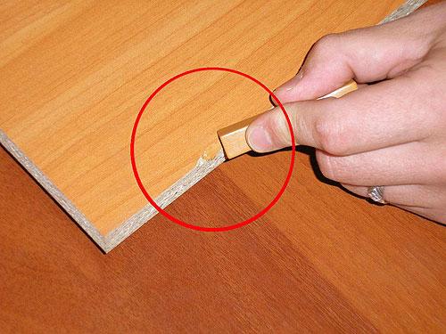 применение мебельного воска