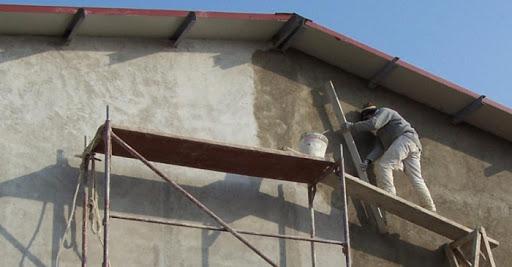 Фасадная шпаклевка