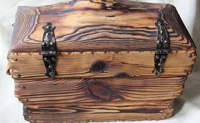 применение брашированной древесины