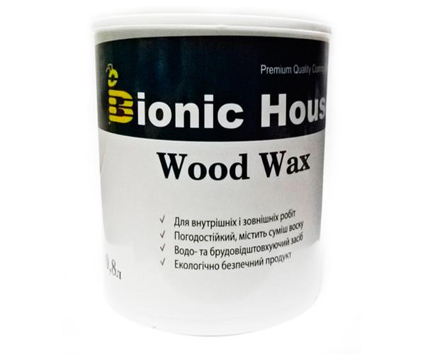 краска для дерева WOOD WAX
