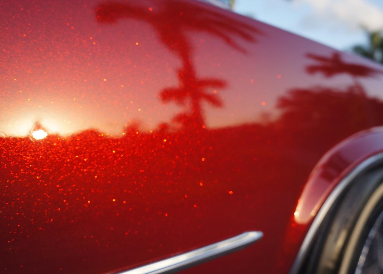 Покраска автомобилей краской Candy