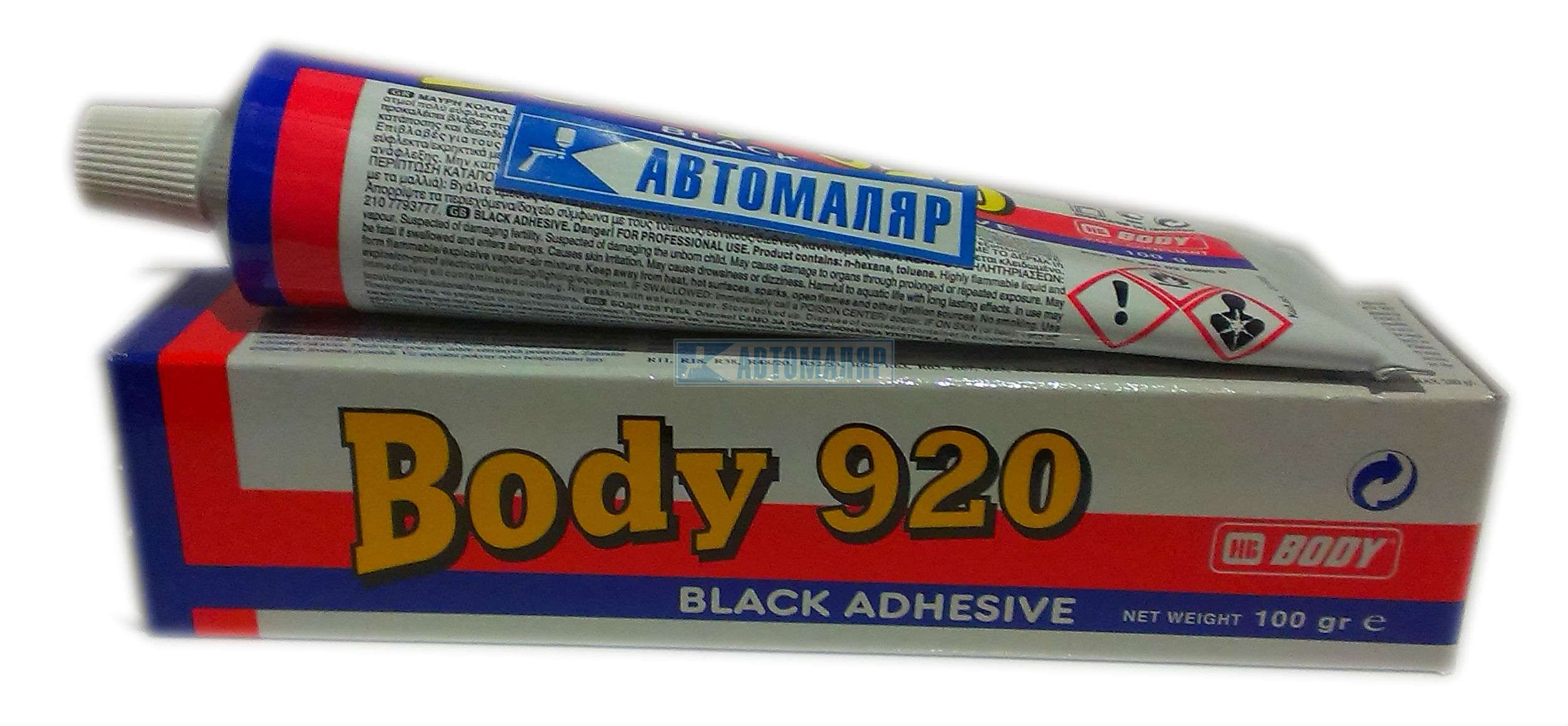 герметик Body 920