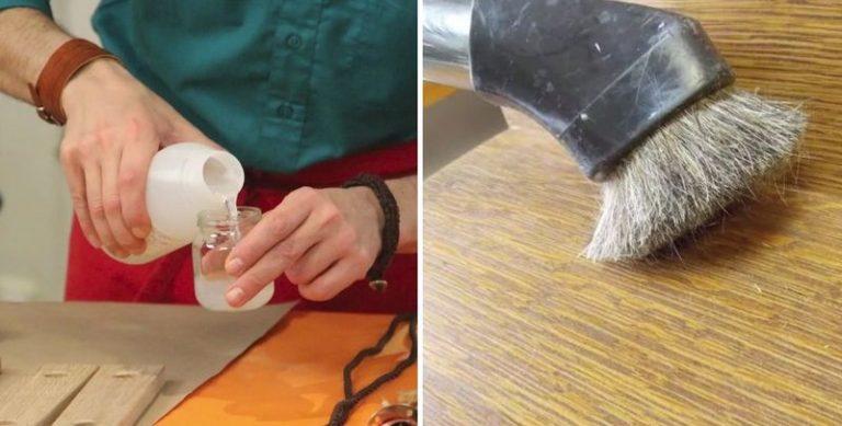 способы браширования древесины