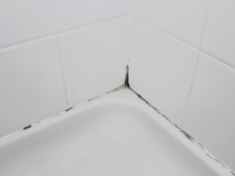 грибок в ванной