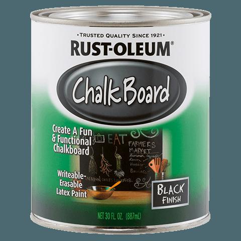 грифельная краска Rust-oleum