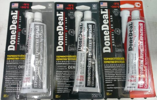DoneDeal герметики