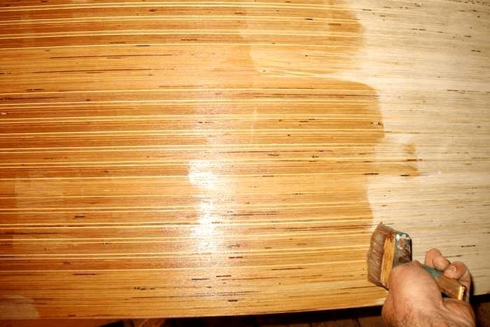 лак для окрашивания фанеры