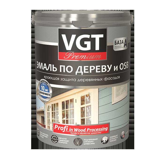 Эмаль VGT ВД-АК-1179 по дереву