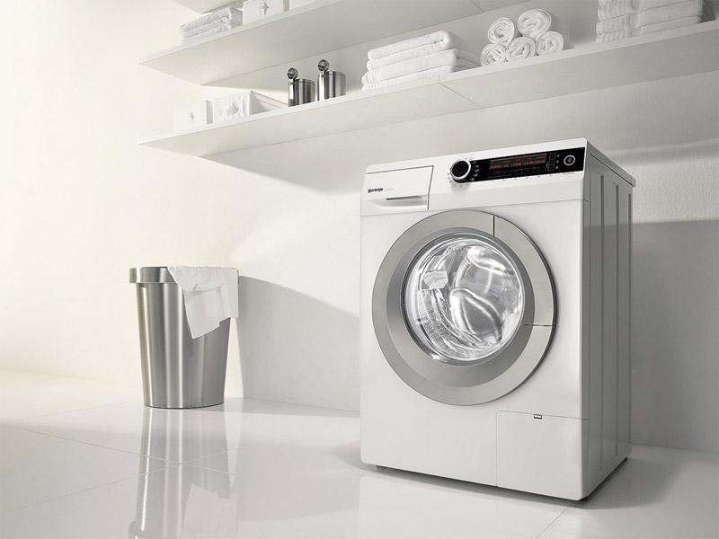 стиральная машина с фронтальной загрузкой белья