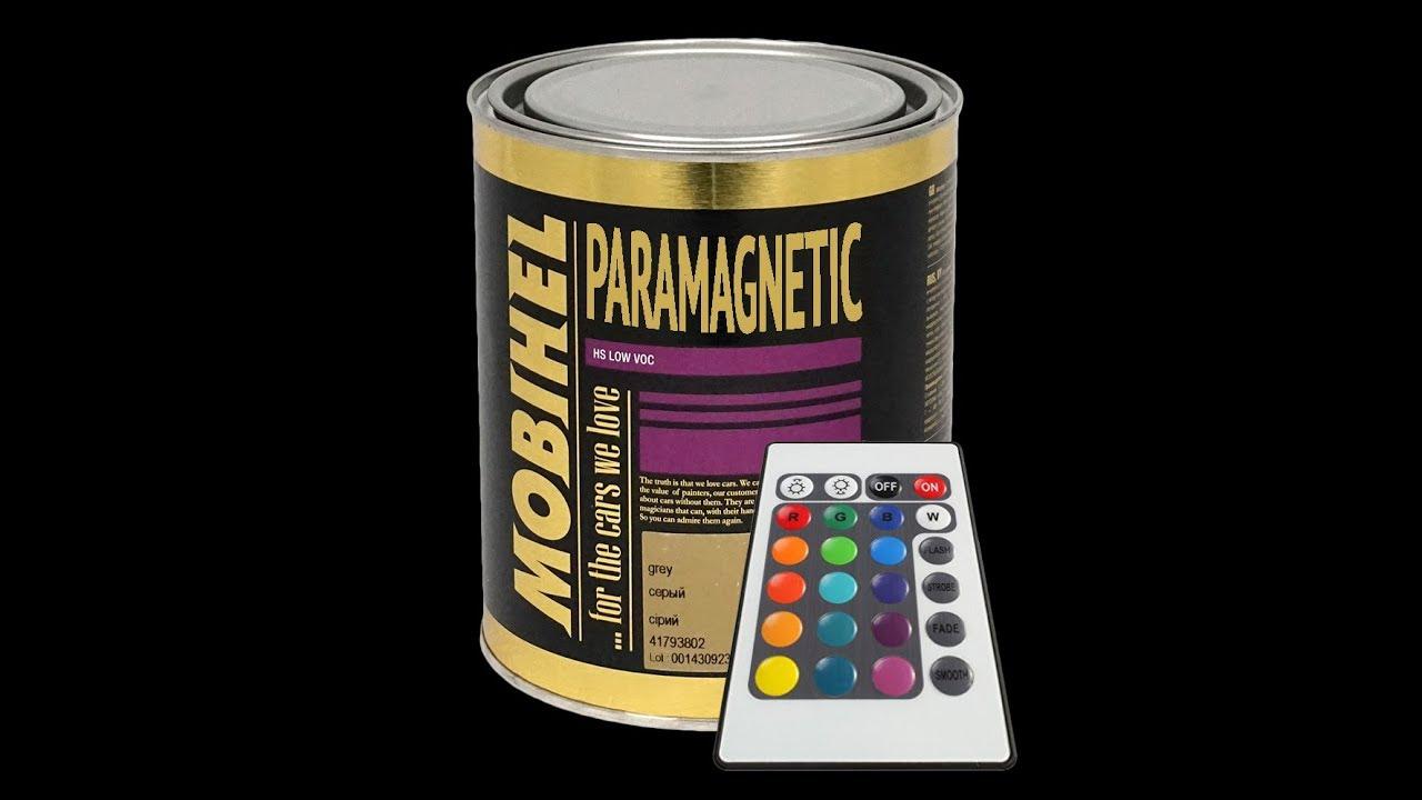 парамагнитная краска